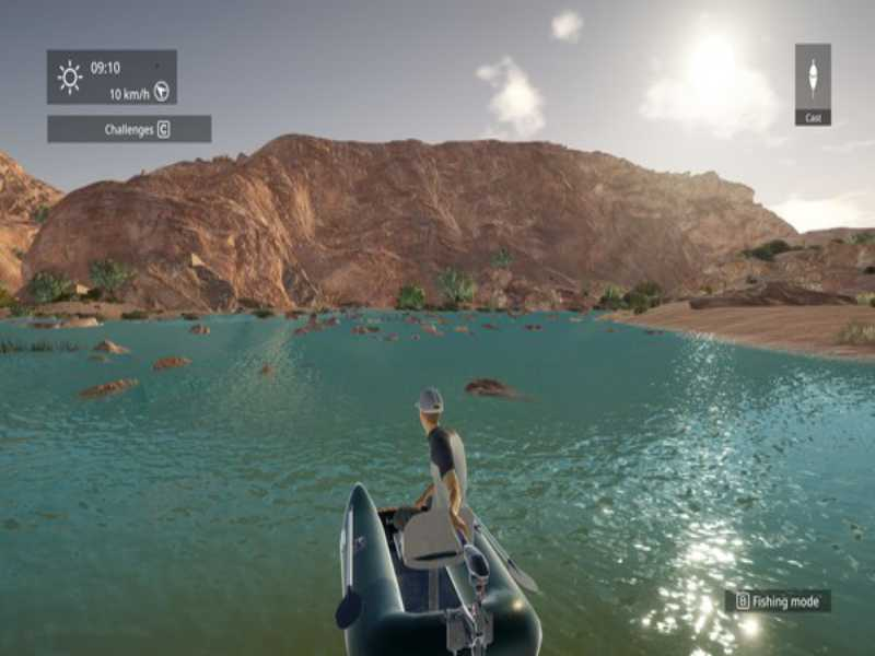 Download Pro Fishing Simulator Game Setup Exe