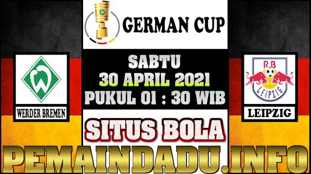 prediksi-laga-german-cup-antara-werder-bremen-vs-rb-leipzig
