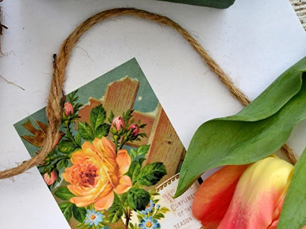 May Day Flower Baskets and Thursday Favorite Things