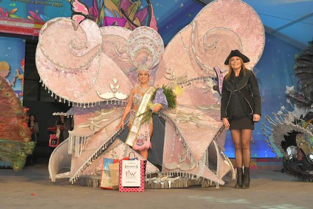 Reina%2BCorraljo. %2BDeborah%2BFonollosa%2B2a%2Bdama - Fuerteventura.- Desiree Carballo  Reina del Carnaval de La Oliva 2020  en una gala multitudinaria e integradora