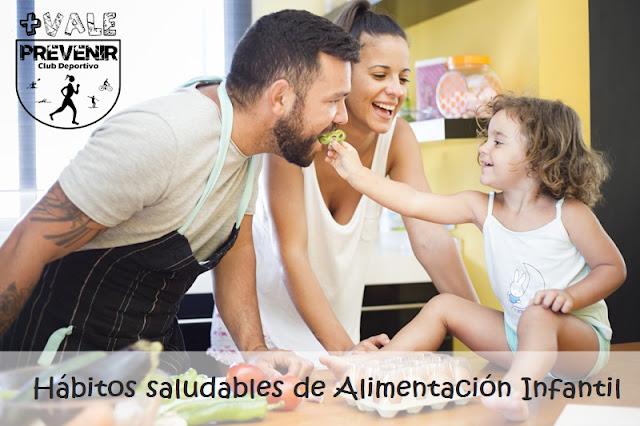 habitos saludables de alimentacion infantil