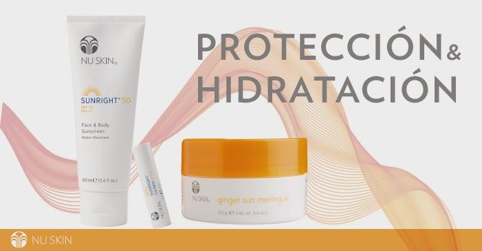 Protege tu piel del sol con Sunright