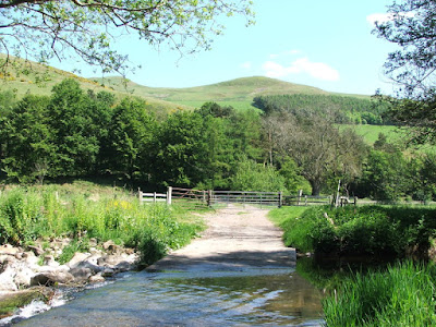 Scottish Borders scenery
