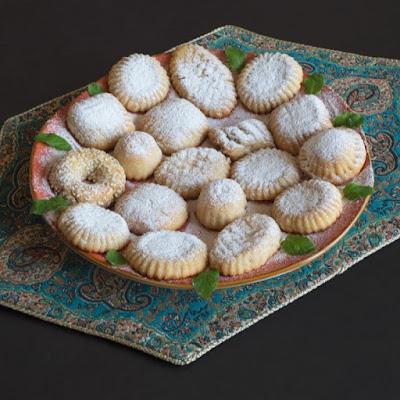 طريقة عمل كعك العيد بلهيل