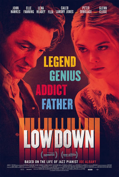 Poster of Low Down 2014 English 720p HDRip Full Movie Download