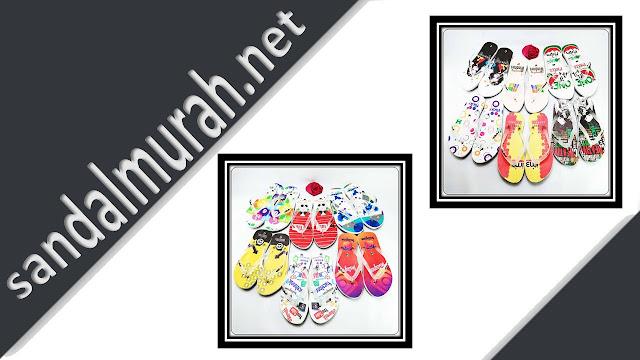 Sandal Jepit CMR Simplek Wanita | Terlaris dan Termurah Langsung dari Pabrik