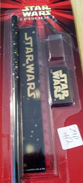 star wars episode 1 stationery