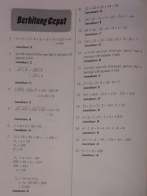 Salah satu jenis tes yang banyak digunakan saat. Soal Tes Kerja Matematika Dasar Yang Sering Muncul Pada Tes Psikotes Beserta Pembahasannya Dunia Smk