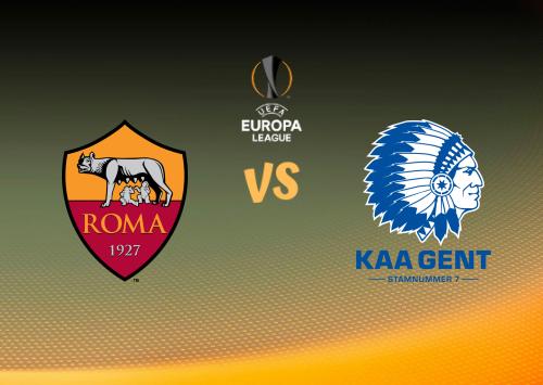Roma vs Gent  Resumen