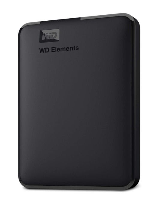 Amazon Favorite products - external Hard drive.