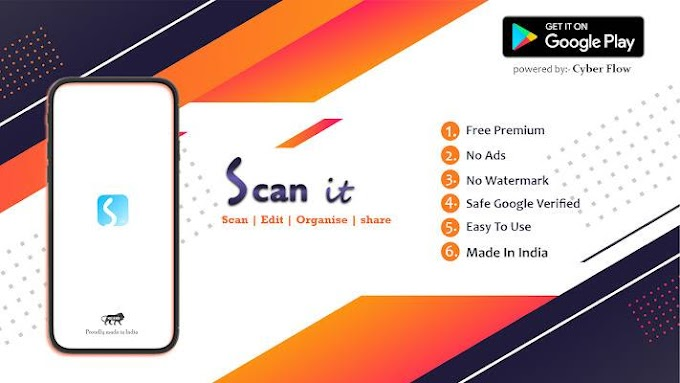 Scan It - Best CamScanner Alternative | Best Document Scanner Made in India