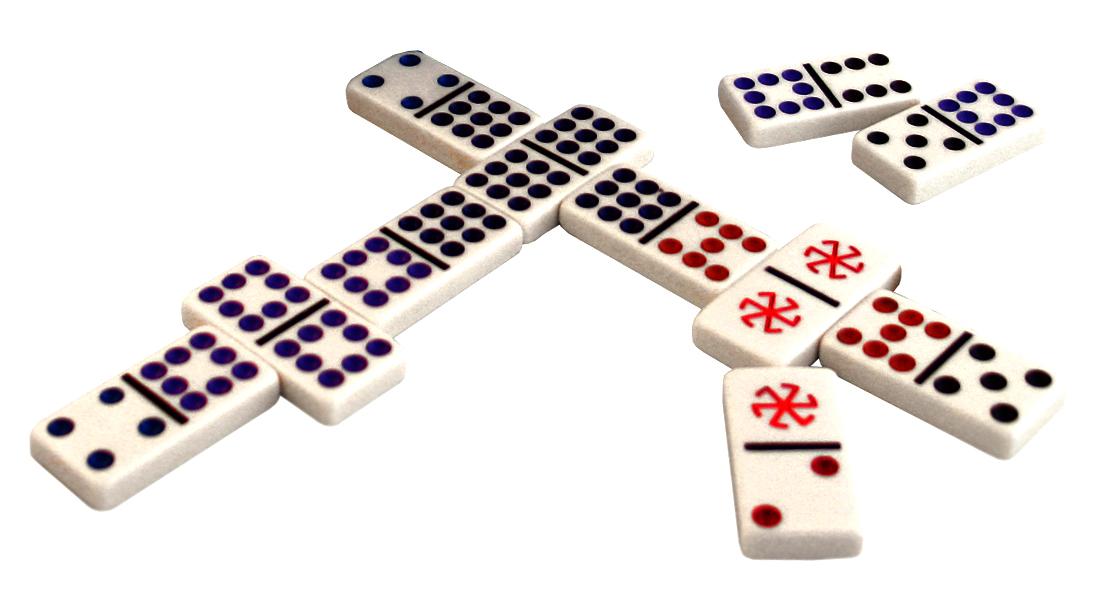 Jumlah Batu Domino