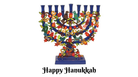 merry christmas and happy hanukkah