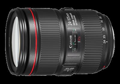 【攝影器材】務實首選,Canon 用戶都值得擁有的 10 顆 EF 鏡 - Canon EF 24-105mm f/4L IS II USM