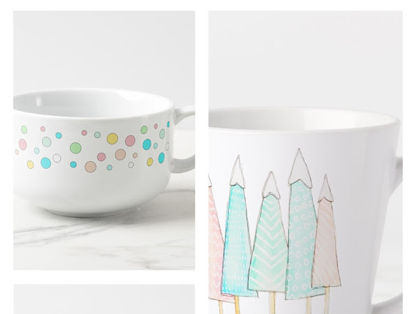 Designer Spotlight : Malissa from Melrose Originals - Whimsical Winter Home & Gifts Collection