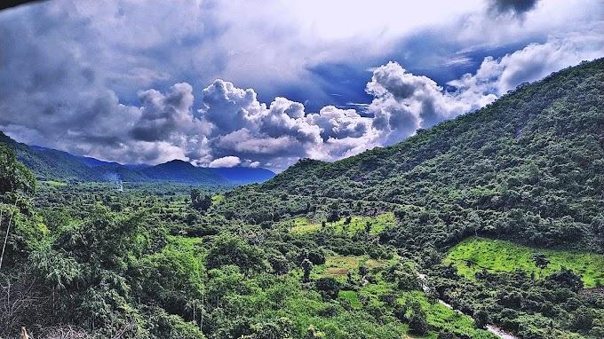 Mesmarising Araku valley