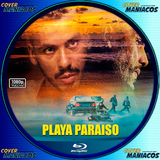 GALLETA PLAYA PARAISO - PARADISE BEACH 2019 [COVER BLU-RAY]