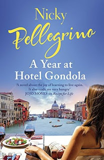 A Year at Hotel Gondola by Nicky Pellegrino