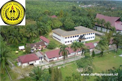 Daftar Fakultas dan Program Studi USI Universitas Simalungun Pematangsiantar