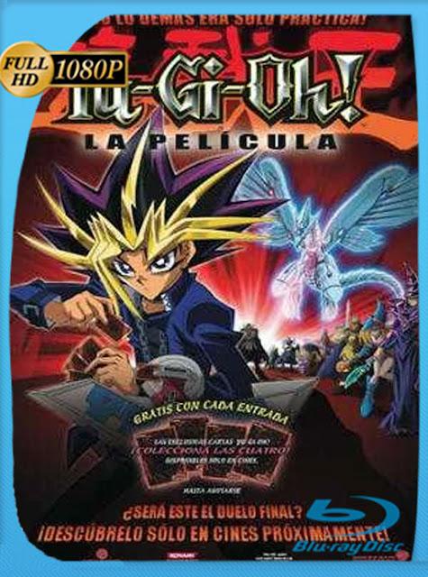 Yu-Gi-Oh! La Película – La Pirámide de la Luz (2004) HD [1080p] Latino [Google Drive] Panchirulo