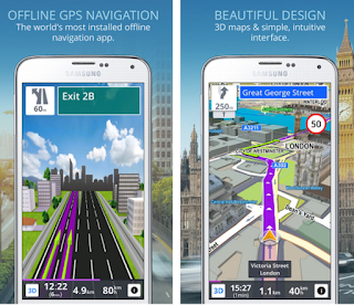 GPS Application for Android