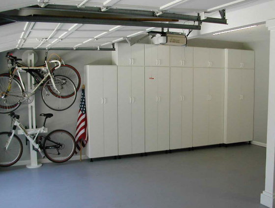 How the Garage is Used Overall