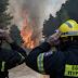 Meteo: Το χειρότερο σενάριο για τη μεγάλη φωτιά στην Εύβοια