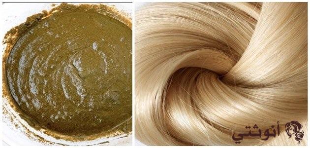 افضل وصفات صبغ الشعر بالحناء بمختلف الالوان