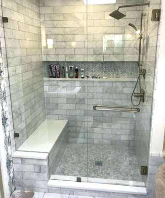 Master Bathroom Design Layout Ideas (Places Ideas - www.places-ideas.com)