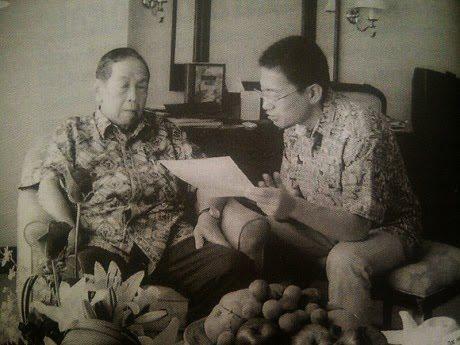 Prof. Kato, Indosianis yang Cinta Indonesia dan Kagum pada Gus Dur