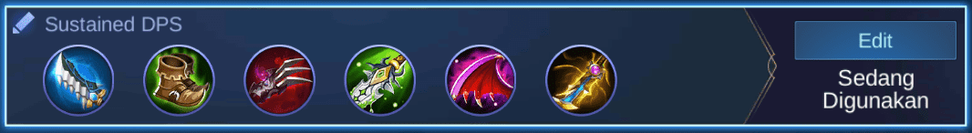 build item alucard mobile legends (ML)
