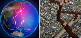 ADVERTENCIA: gran terremoto podria golpear la tierra en los proximos dias.