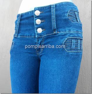 Pantalones baratos issa jeans Climax Ciclón
