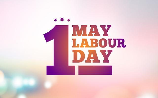 May Day di Google Doodle Hari Ini Memperingati Perayaan Hari Buruh Internasional