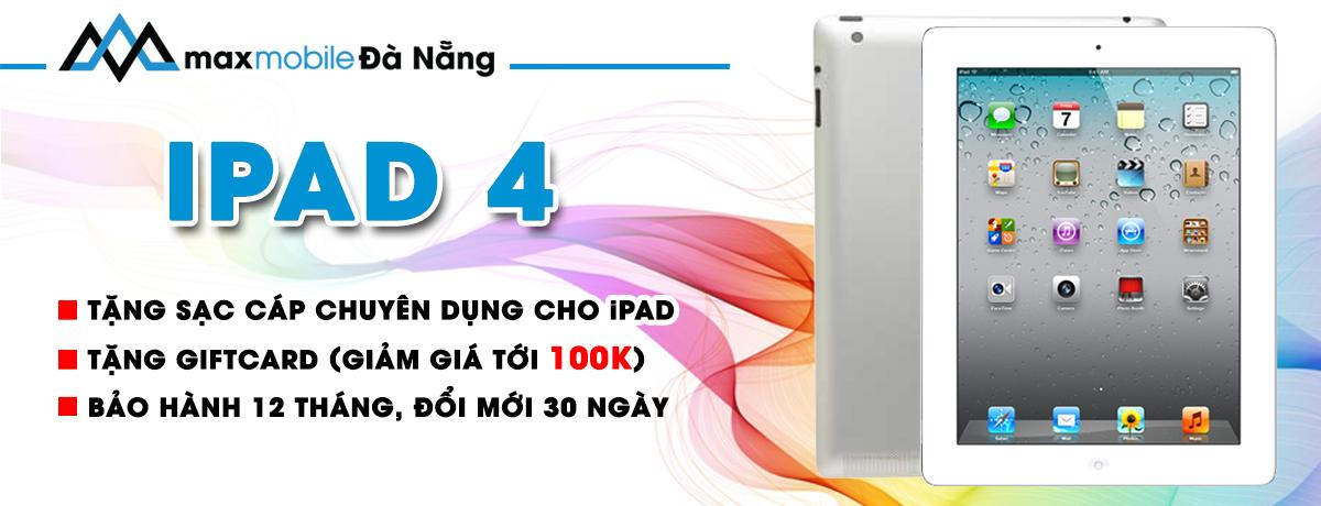 Ipad 4 tại Đà Nẵng