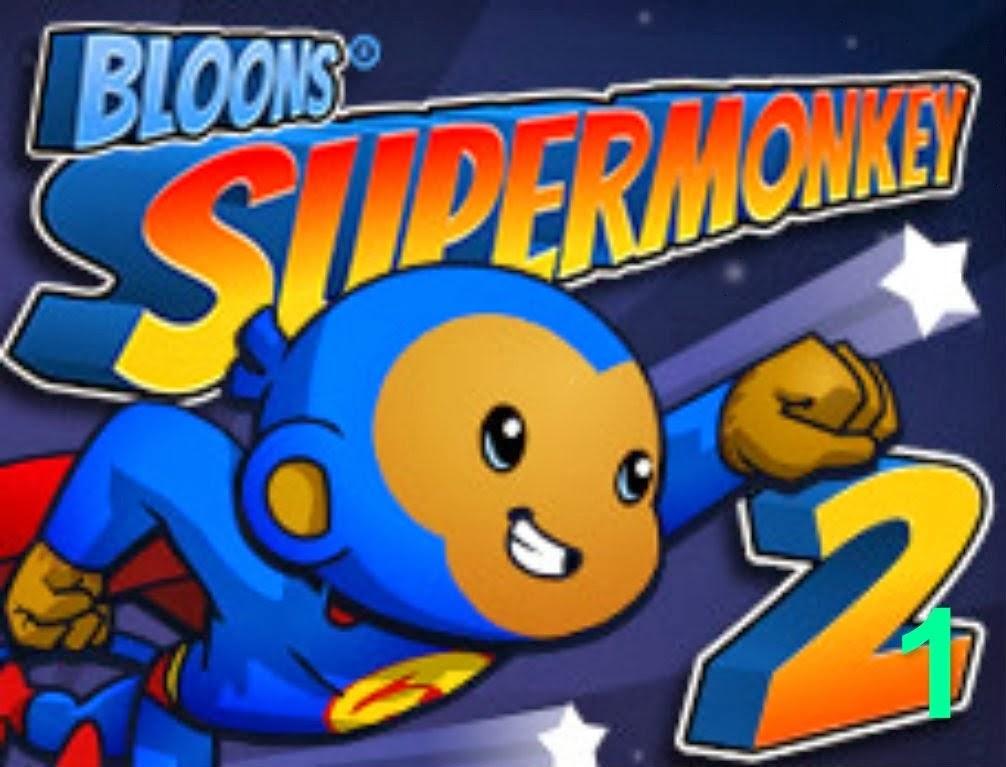 Bloons Super Monkey
