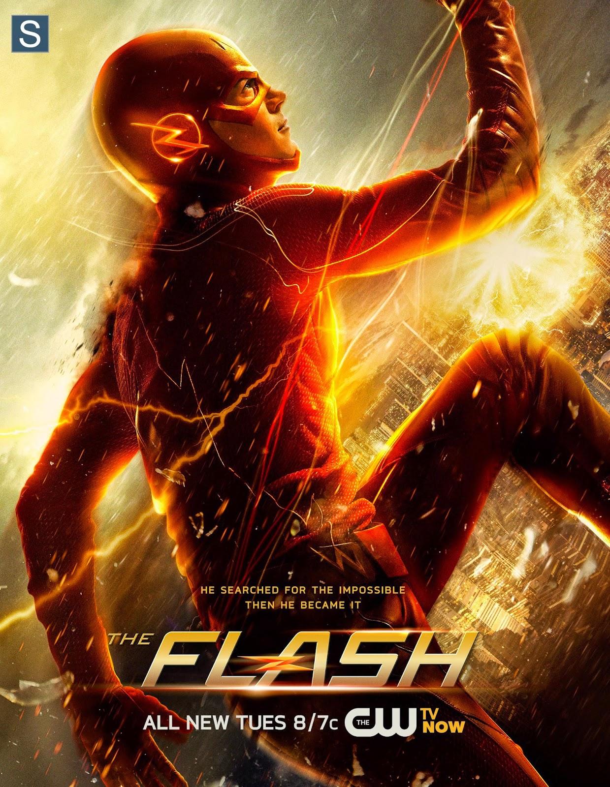 The Flash Season 1 เดอะแฟลช วีรบุรุษเหนือแสง [HD]