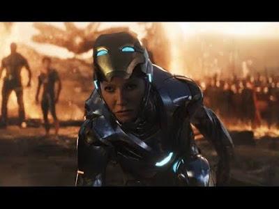 Pepper Potts, Rescue Armor, marvel, mcu, marvel cinematic universe