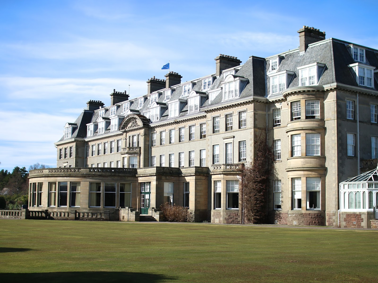 glen eagles resort in scotland