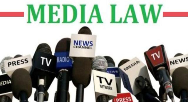 UU Pers dan Kode Etik Jurnalistik