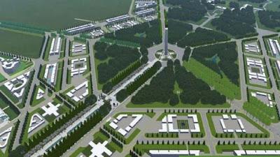 Rancangan Ibukota Baru