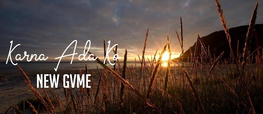 Lirik Lagu NEW GVME | Karna Ada Ko