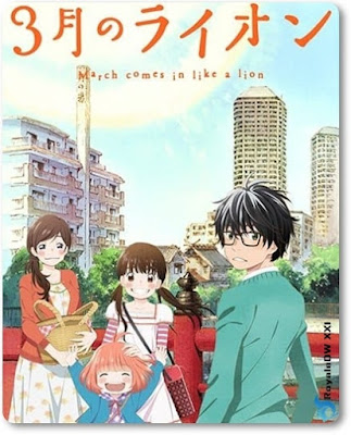 3-GATSU NO LION Full Episode