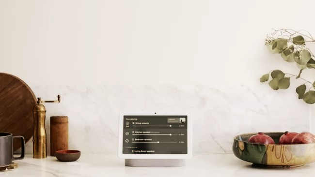 Tech News: The Google Nest Hub features a new multi-room audio feature to rival Sonos