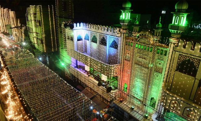 Eid Milad-un-Nabi(PBUH) Being Celebrated With Religious Fervour And Zeal