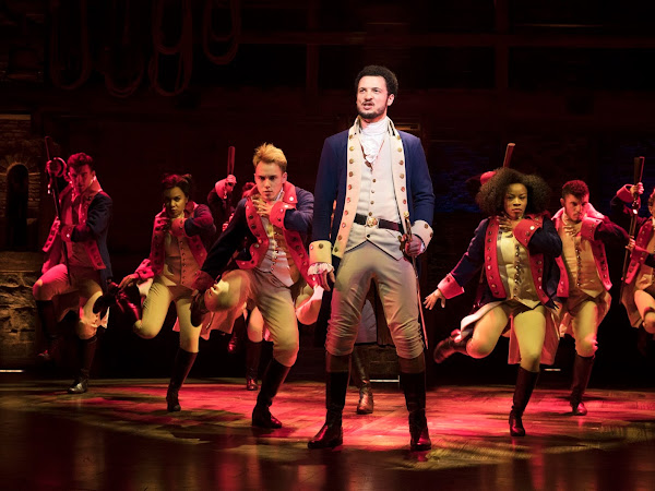 Hamilton, Victoria Palace Theatre | Review