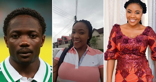Image result for Ahmed Musa and his woman