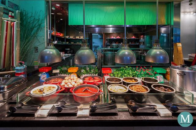 Breakfast Buffet at Café Wu, Shangri-La Hotel Wuhan