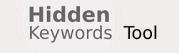 Hidden keywords tools generate