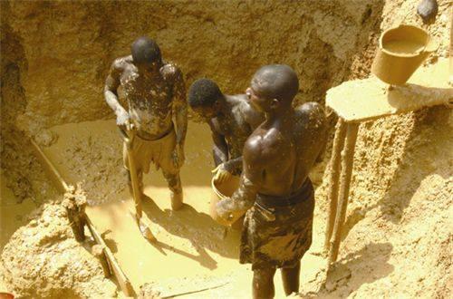 10 nước sản xuất vàng nhiều nhất thế giới 8